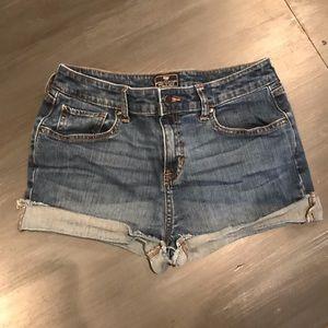 Gap cut off shorts size 4